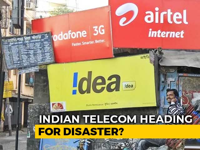 Video : Vodafone Idea Posts Highest Quarterly Loss, Followed By Airtel, Over Dues