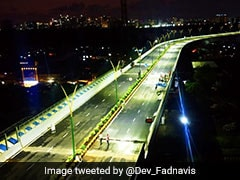 New Mumbai Flyover Opens, Will Cut Sion-Dharavi Travel Time By 30 Minutes