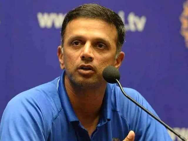 Rahul Dravid Says Non-Contracted, U-19 Players Received Mental Health Lessons In Coronavirus Lockdown