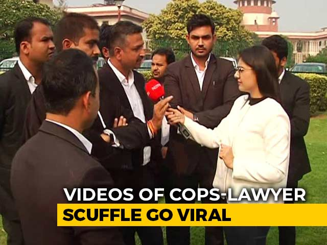 Video : Lawyers-Police Face Off: Time To Introspect