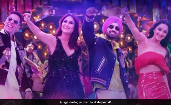 Good Newwz Song Chandigarh Mein: Akshay Kumar-Kareena Kapoor, Kiara Advani-Diljit Dosanjh Present The 'Biggest Party Song'