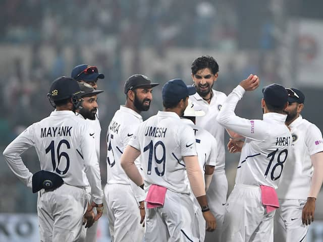 India vs Bangladesh 2nd Test Day 3 Match Live Score: India Need 4 Wickets To Win Day-Night Test