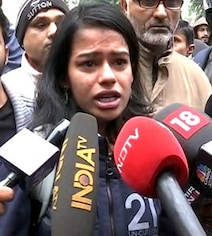 'I'm Not Even Muslim But Am At The Frontline': Jamia Student Breaks Down