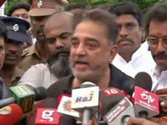 Through Locked Gates, Kamal Haasan Addresses Students Protesting Citizenship Act