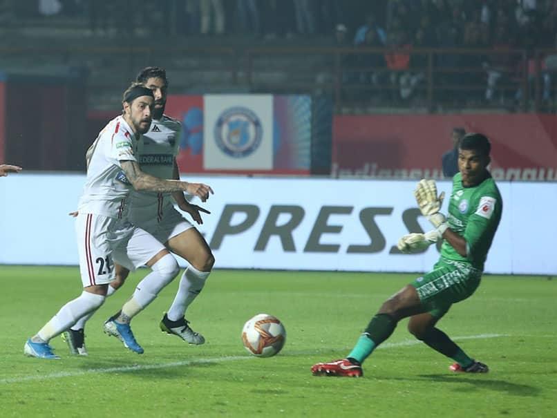 ISL: Panagiotis Triadis Late Goal Helps NorthEast United FC Secure Draw Against Jamshedpur FC