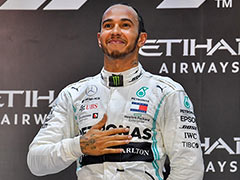 "Lewis Hamilton Wraps Up F1 Season With ""Masterclass"" In Abu Dhabi"