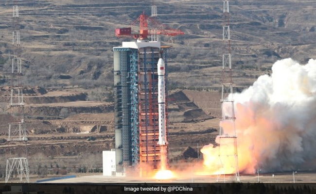 China Releases 3D Images From Gaofen-7, Its First Earth Observation Satellite