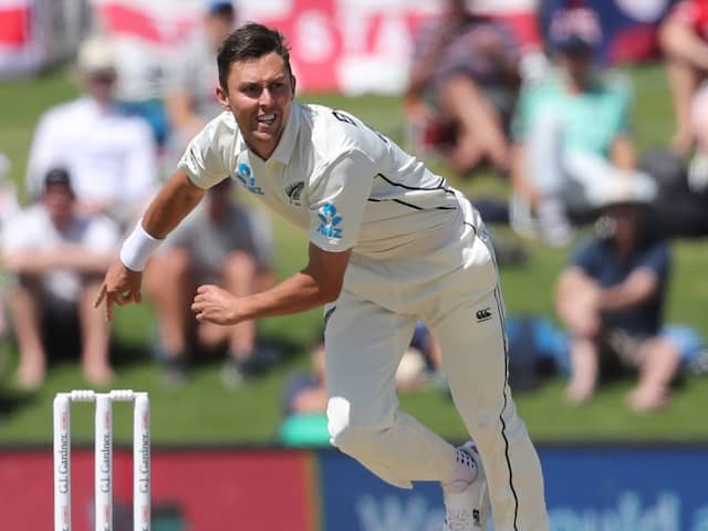 """2nd Test: Trent Boult """"Looking Forward To"""" Boxing Day Test As New Zealand Face Australia"""