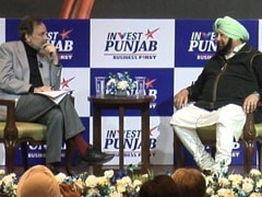 Punjab Chief Minister Amarinder Singh Speaks To NDTV's Prannoy Roy: Full Transcript