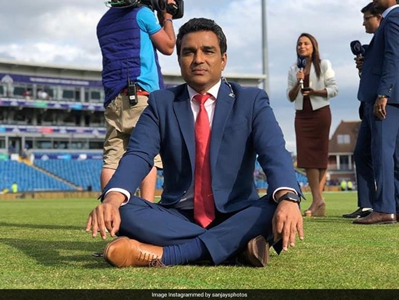 Sanjay Manjrekar reacts to removal from commentary panel