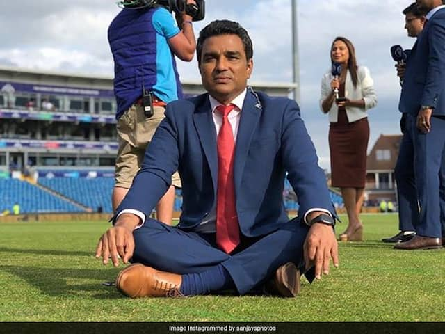 """""""We Are Not Crop"""": Sanjay Manjrekar Says About Locust Menace, Gets Trolled"""