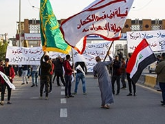 Chaos At US Embassy In Iraq As Protesters Burn Flags Over Airstrikes