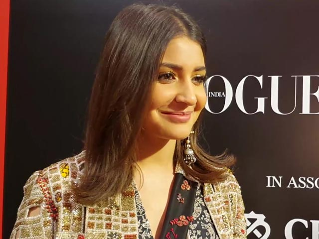 Anushka Sharma At 'The Power List 2019' Red Carpet