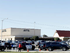 US Gunman Who Shot 2 During Texas Service Killed By Churchgoers
