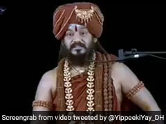 """Now Nobody Can Touch Me"": Rape-Accused Nithyananda In Viral Video"