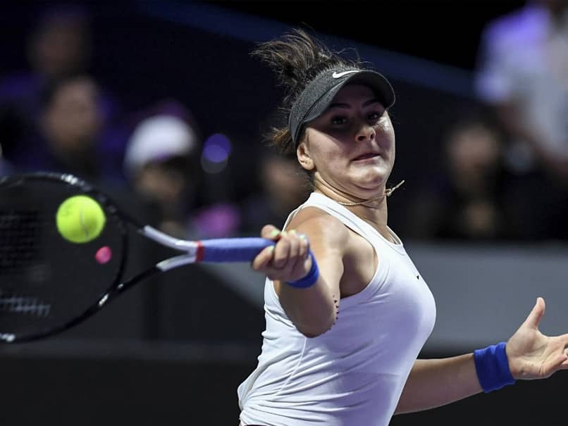 Bianca Andreescu Pulls Out of Australian Open Warm-Up Tournament