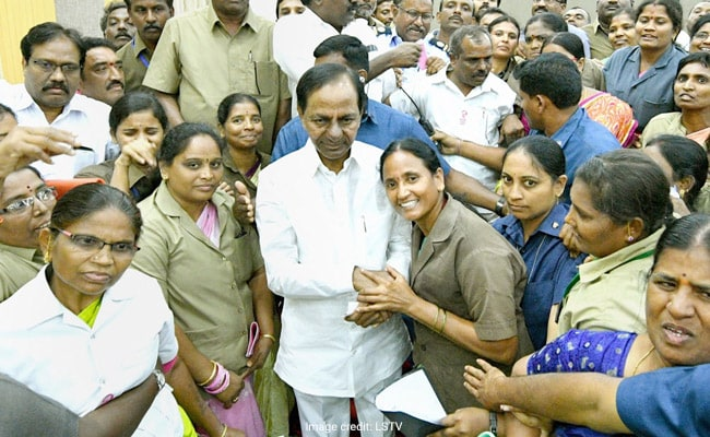 'Don't Have Women On Night Shift': KCR To Transport Staff After Veterinarian's Rape, Murder