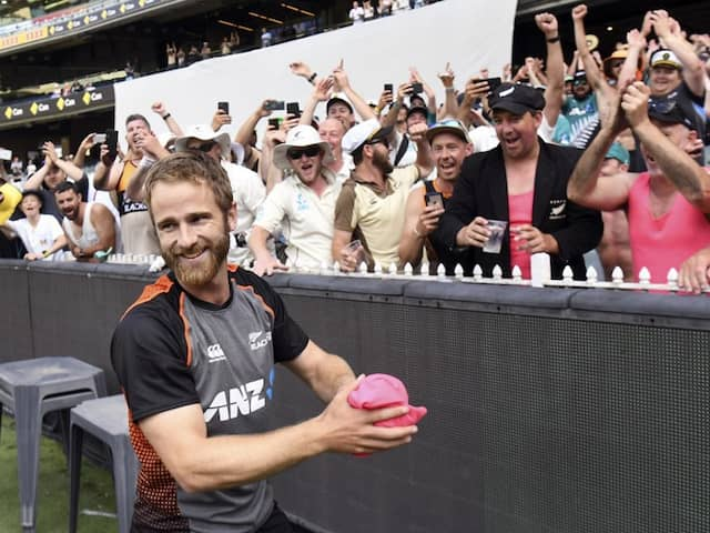 Watch: New Zealand Lose But Kane Williamson Wins Hearts With This Brilliant Gesture For Fans
