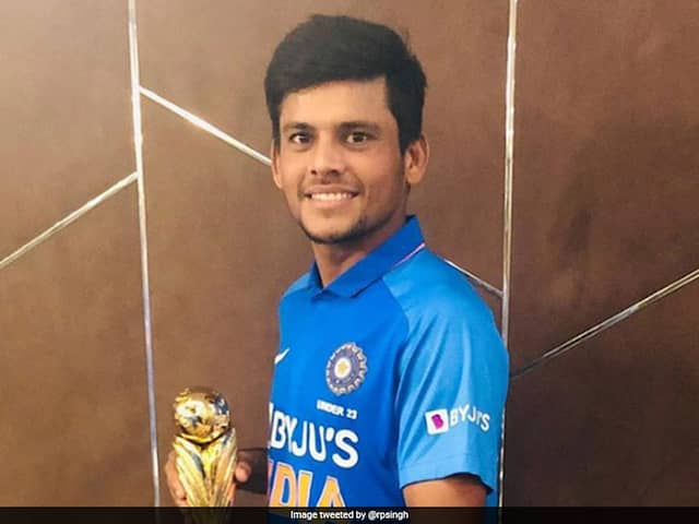 """Hes My Superhero"": India U-19 Captains Emotional Tribute For Father"