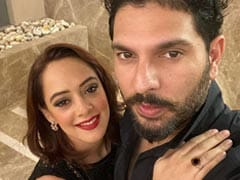 Hazel Keech's Birthday Wish For 'Husband' Yuvraj Singh Is All About 'Joy And Happiness,' 'Love You Biwi,' He Comments