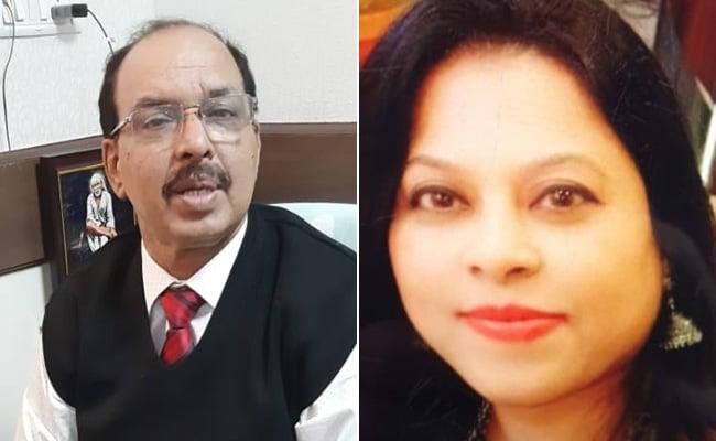 दिल्ली : रोहिणी में महिला और पुरुष डॉक्टर के शव कार में मिले, दोनों को गोलियां लगीं