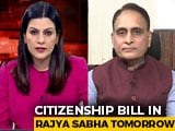 "Video : ""Since 1947, There Has Been Systematic Genocide Of Hindus"", BJP's Rakesh Sinha"
