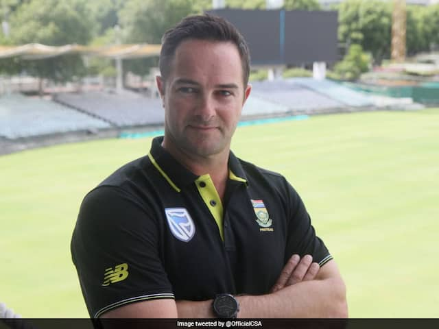 Mark Boucher Named South Africa Head Coach Until 2023