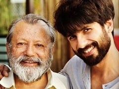 <i>Jersey</i>: Pankaj Kapur To Play Shahid Kapoor's Mentor In The Film
