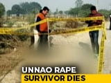 Video : Unnao Woman, Set On Fire By Men Accused Of Raping Her, Dies
