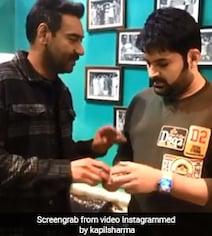 अजय देवगन से पैसे लेकर उनकी फिल्म का प्रमोशन कर रहे थे कपिल शर्मा, Video में रंगे हाथ धरे गए