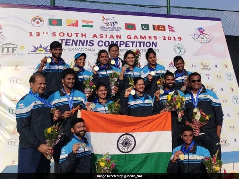 South Asian Games: Track And Field Athletes Lead India
