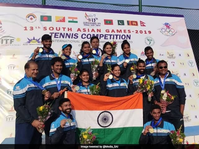 South Asian Games: Track And Field Athletes Lead Indias Charge With 10 Medals