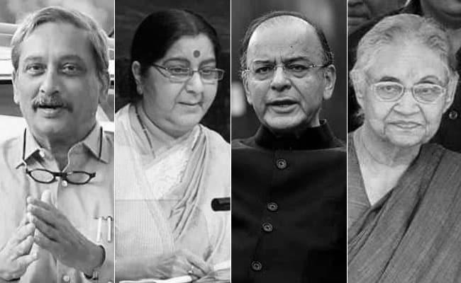 Manohar Parrikar To Sushma Swaraj, 10 Indian Personalities We Lost In 2019