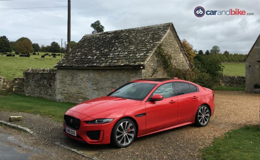 Jaguar XE Facelift Review
