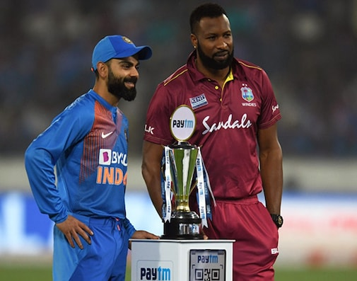 India vs West Indies 2nd T20I Live Updates