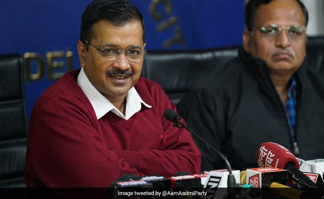 'Paradoxical': Arvind Kejriwal Launches Free WiFi Scheme On Day When Internet Cut Off
