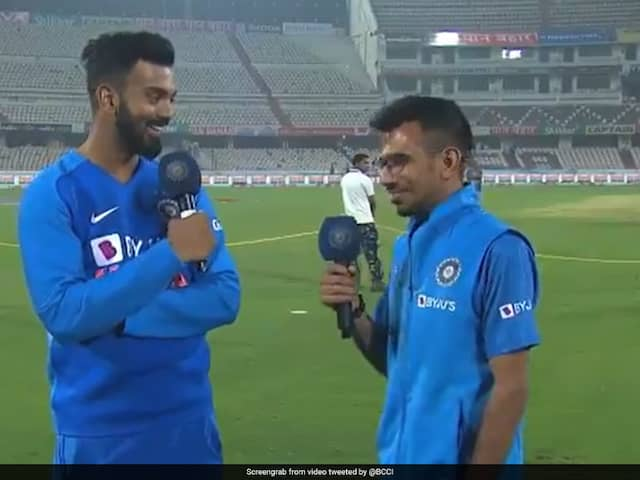 "India vs West Indies: ""I Am 999 Runs Ahead Of You"": KL Rahul Savagely Trolls Yuzvendra Chahal"