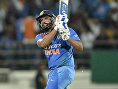 Rohit Sharma On Verge Of Becoming 1st Indian To Hit 400 International Sixes