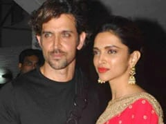 'Death By Chocolate,' Deepika Padukone Compares Hrithik Roshan To This Dessert