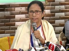 """Withdraw"" UN Remarks, West Bengal Governor Urges Mamata Banerjee"