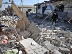 Air Strikes Kill 14 In Syria's Idlib Region: War Monitor
