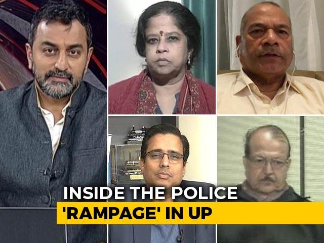 Video : Muzaffarnagar: Yogi Adityanath's 'Revenge'?