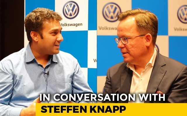 In Conversation With Steffen Knapp, Director Of Volkswagen Passenger Cars India