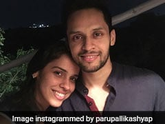 """""""Couldn't Ask For Better Wife"""": Parupalli Kashyap Wishes Saina Nehwal On 1st Wedding Anniversary"""