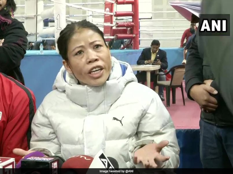 """Mary Kom Refuses To Shake Nikhat Zareens Hands After Win, Says """"Dont Like People With Such Nature"""". Watch"""