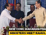 Video : Congress MLAs Left Out Of Maharashtra Cabinet Expansion Upset: Sources