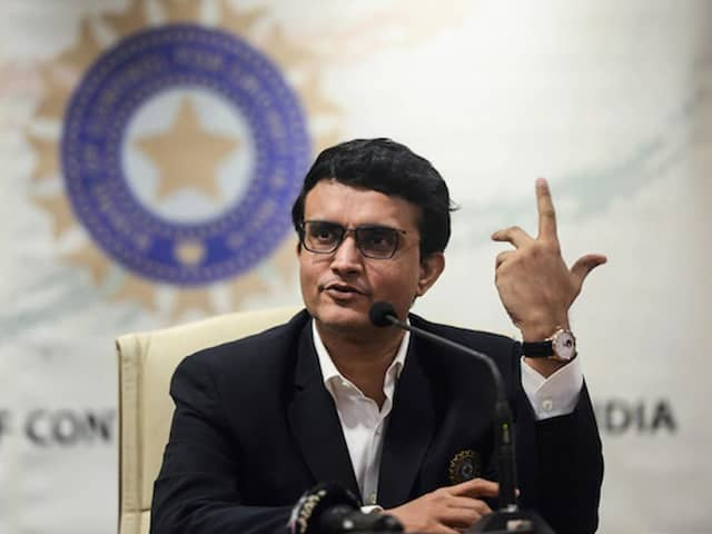 """""""Bit Too Much"""": Sourav Ganguly On Two Day-Night Tests Against Australia In 2021"""