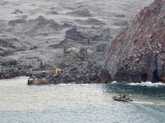 Divers Search For Remaining Bodies From New Zealand Volcanic Eruption