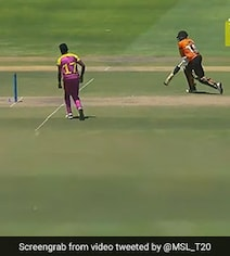 Watch: Bowler Refuses To Run Injured Batsman Out In Mzansi Super League