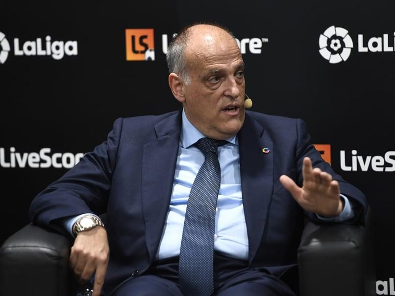Javier Tebas Wins Third Term As La Liga President